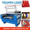 Cortador do laser da madeira do triunfo 20mm para a máquina de corte do laser do CNC do PVC da madeira compensada