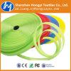 Crochet en nylon coloré par professionnel et bande magique de boucle