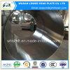 Cabeça cónica inoxidável do aço 316L para os tanques de água