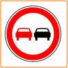 Weerspiegelende Plastic Verkeersteken/Verkeersveiligheid om het Waarschuwingssein van het Verkeer