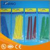Cinta plástica de nylon ajustável do fechamento da qualidade superior