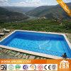 무지개 파랑, 목욕탕, 수영풀, 유리제 모자이크 (H420090)