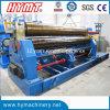 Máquina W11-20X2500 impulsión del motor Tipo 3 Rodillos de acero de aleación Plate Bending