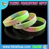 Wristband promozionale del silicone del camuffamento con Debossed (TH-0354)