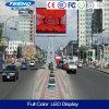 Pantalla de visualización al aire libre video de LED de la pared P8 SMD de la alta definición