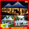 防水、紫外線容易にインストールする結婚式のイベントのレセプションのための望楼のおおいのテントを抵抗しなさい