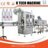 Máquina cada vez más pequeña vaciar/de etiquetado del PVC de la funda de la botella llena (las series de UT)