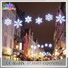 Novo comercial de alta qualidade LED Luz decorativa Skylines de Natal
