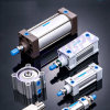 Цилиндр пневматического воздуха стандартный (тип SM/AirTac/CKD/Festo)