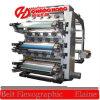 8つのカラースタックタイプFlexoの凸版印刷プリンター機械