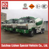 Dongfeng 6X4 montés sur camion bétonnière véhicule automatique