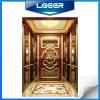 Folheado de madeira do elevador de passageiro