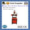 Mini máquina del ranurador del CNC del metal del movimiento del vector de la talla para la venta