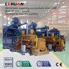 Conjunto de generador de potencia del biogás del precio 30-600kw de la fabricación de China/conjunto de generador del metano con el sistema de CHP