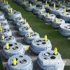 Gekennzeichnetes ATA Serien-Antriebswelle eingehangenes Getriebe