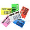 Двойной чалькулятор силы определенный размер кредитной карточкой (LC533A)
