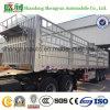 Het hete Verkopen 20tons-100tons schermt Semi Aanhangwagen/de Aanhangwagen van de Vrachtwagen van de Opslag
