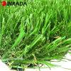 Dekoratives Garten-Gras, das künstliche Gras-Rasen-Matte landschaftlich verschönert