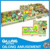 Beliebte Design Gutes Preis Kinder Indoor-Spielplatz (QL-1215G)