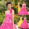 Quinceanera veste o vestido do baile de finalistas (SO-1041)