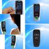アクセス制御(Multibio700)の指紋そして顔認識の時間出席