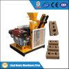 Hr1-25 Diesel Engine Clay Brick Making Machinery Price em Rússia