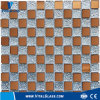 Mosaico de vidro colorido para decoração de parede / mobília