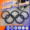 Motorrad-Gummi weg vom Straßen-Reifen-inneren Gefäß