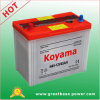 N45 12V 45ah Dry Charged Battery Starting Battery Car Battery