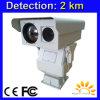 60X de optische Camera van de Veiligheid PTZ van het Gezoem Infrarode Thermische