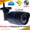 Iv sem fio 1,0 megapixel IP da rede P2P Câmara Web