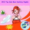 Устранимое Sanitary Pad для Lady с УПРАВЛЕНИЕ ПО САНИТАРНОМУ НАДЗОРУ ЗА КАЧЕСТВОМ ПИЩЕВЫХ ПРОДУКТОВ И МЕДИКАМЕНТОВ Certification