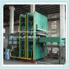 자동적인 PLC 통제 프레임 구조 고무 압축 성형 기계