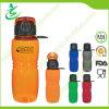Бутылка пластмассы 600 Ml модная BPA-Свободно Tritan