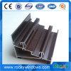 Perfil de aluminio de aleación de ventana corrediza Precio