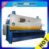 Máquina de corte de corte da placa hidráulica da máquina da guilhotina do aço inoxidável, máquina de corte do metal de folha