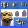 El vario carburo de las tallas abotona los botones sinterizados cadera del carburo de tungsteno