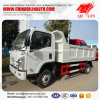 Isuzu 4X2 10 van de Capaciteit van de Mini Achter van de Stortplaats Ton Vrachtwagen van de Kipper