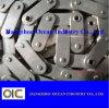 Axe creux de la chaîne en acier inoxydable C2060