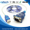 USB do elevado desempenho a RS232 dB9 Serial Data Cables Pl2303 Chip