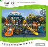 Kaiqi Spielplatz-Unterhaltungs-Gerät der mittelgrossen Kinder im Freien(KQ10115A)