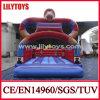 PVC rosso Inflatable Bouncer da vendere