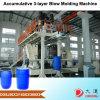 3 Schichten Blasformen-Maschinen-der Plastikzylinder