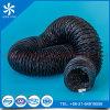 Conduit pur noir/boyau de PVC avec résistant au feu