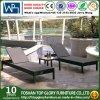 Напольный Lounger Sun ротанга Poolside гостиницы мебели пляжа (TG-JW93)