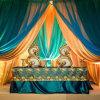El tubo de la boda y cubre DIY