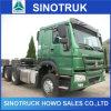 Agences semi camions diesel commerciaux de camion de camion de HOWO et de remorque