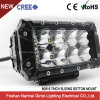 L'alto potere 80W 6.7inch si raddoppia barra chiara fuori strada del CREE LED di riga (GT3332-8L)