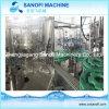 Boissons carbonatées par animal familier mettant la machine en bouteille de remplissage