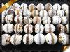 Branelli dell'agata, monili di pietra naturali, branelli allentati (GB090)